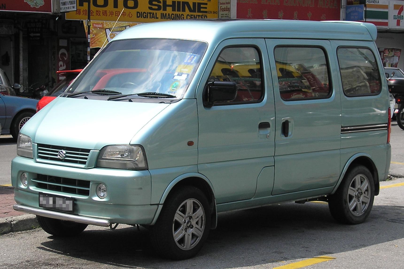 Maruti Versa 2001 - 2009 Compact MPV #5