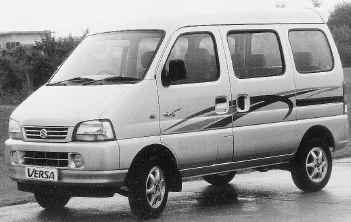 Maruti Versa 2001 - 2009 Compact MPV #1