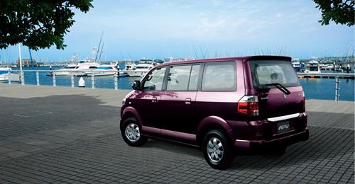 Maruti Versa 2001 - 2009 Compact MPV #2