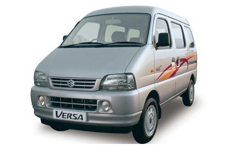 Maruti Versa 2001 - 2009 Compact MPV #7