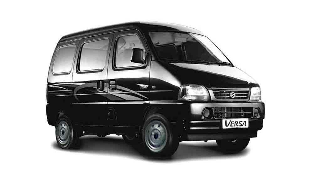 Maruti Versa 2001 - 2009 Compact MPV #6