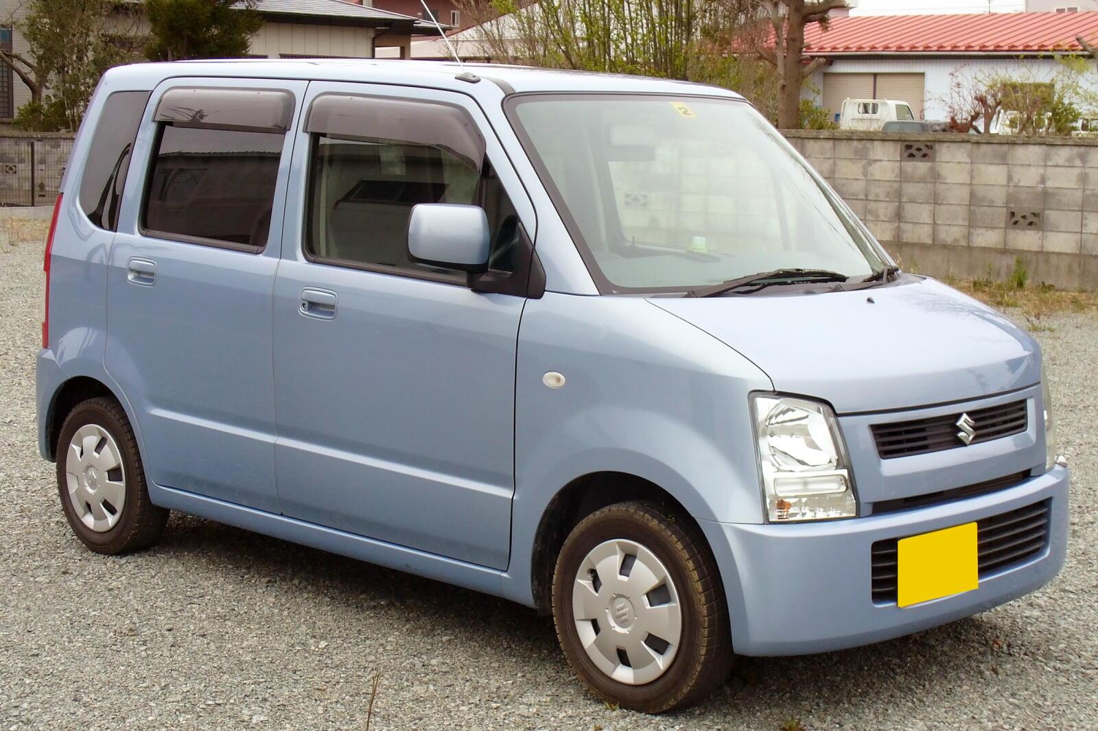 Suzuki Wagon R+ II 2000 - 2008 Microvan #4