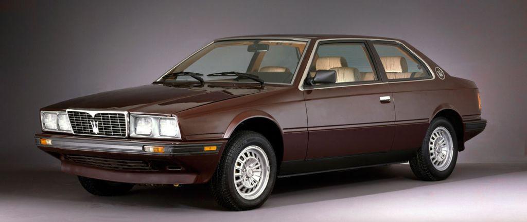 Maserati Biturbo 1981 - 1994 Coupe #8