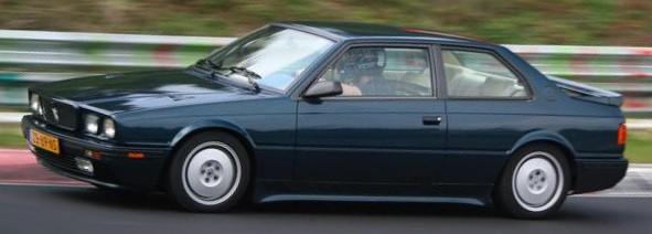 Maserati Biturbo 1981 - 1994 Coupe #6