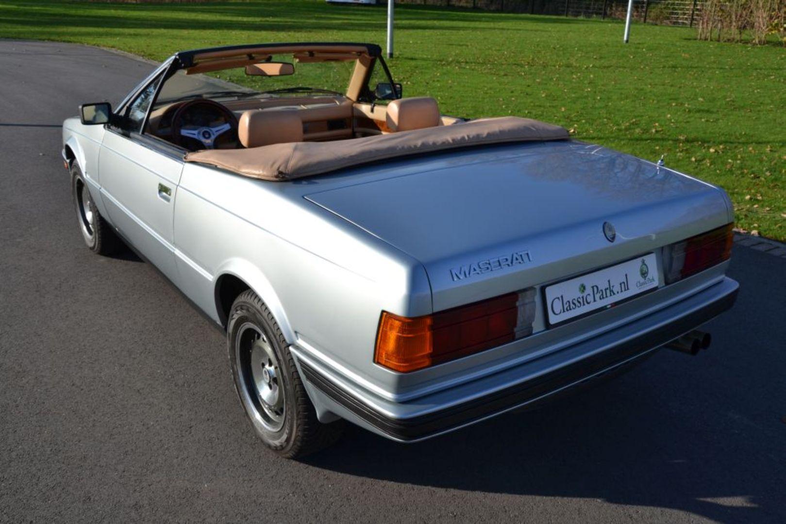 Maserati Biturbo 1981 - 1994 Coupe #3