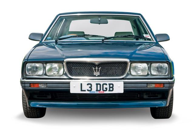 Maserati Biturbo 1981 - 1994 Coupe #4