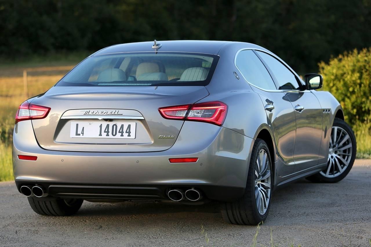 Maserati Ghibli III 2013 - now Sedan :: OUTSTANDING CARS
