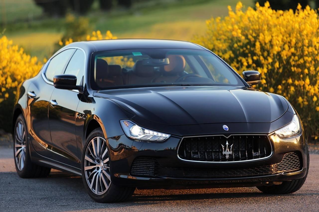 Maserati Ghibli III 2013 - now Sedan #8