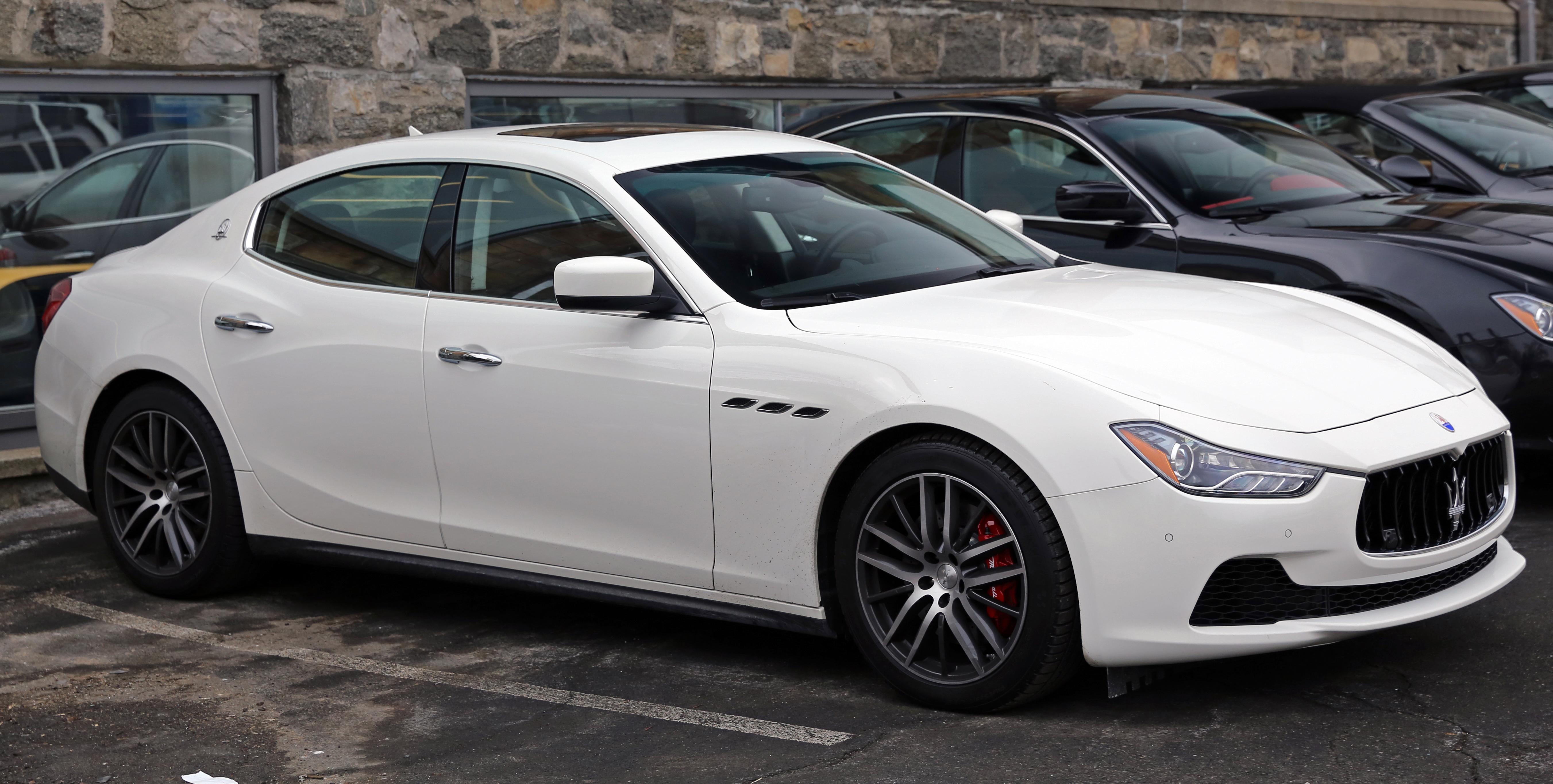 Maserati Ghibli III 2013 - now Sedan #4