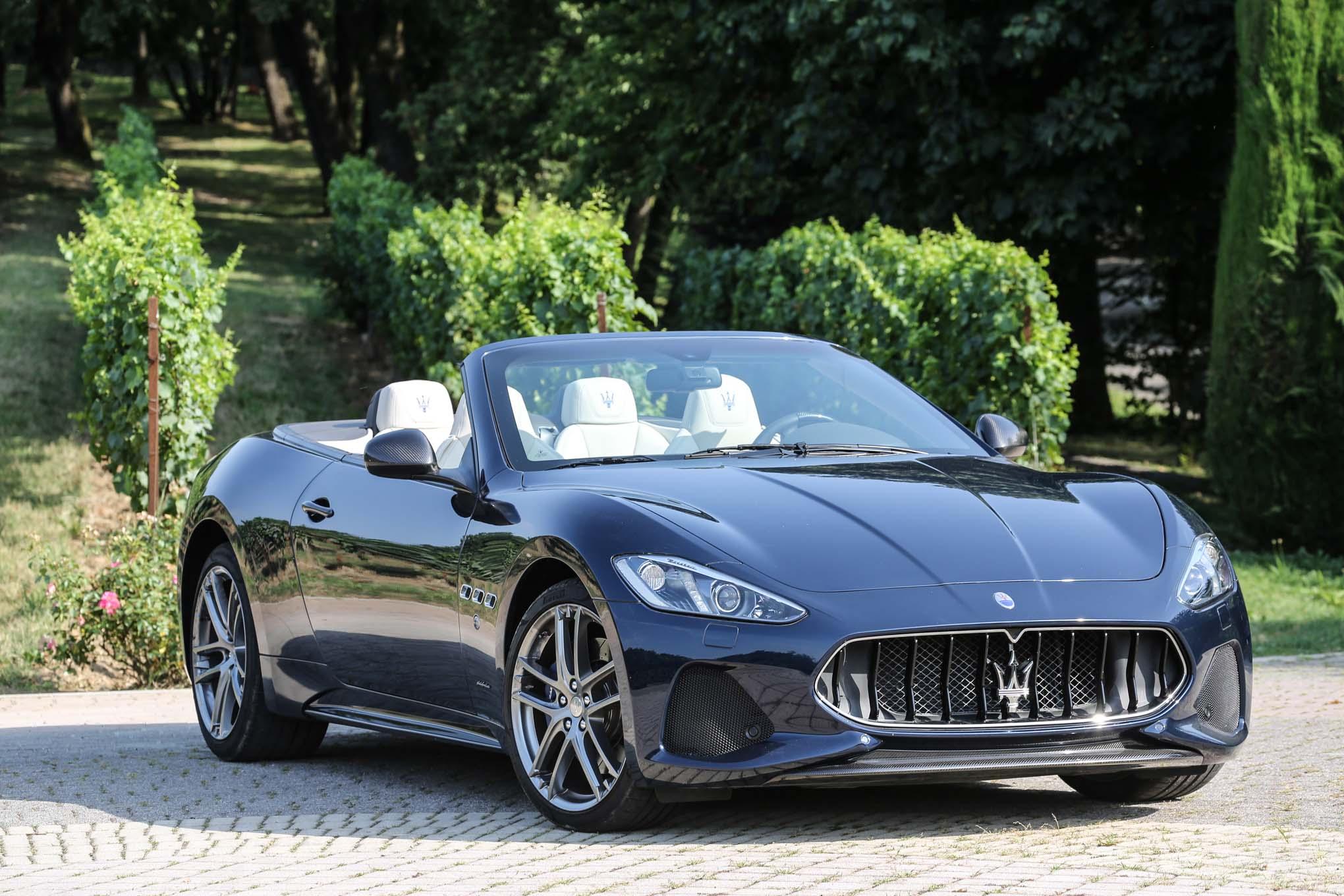 Maserati GranTurismo 2007 - now Cabriolet #4