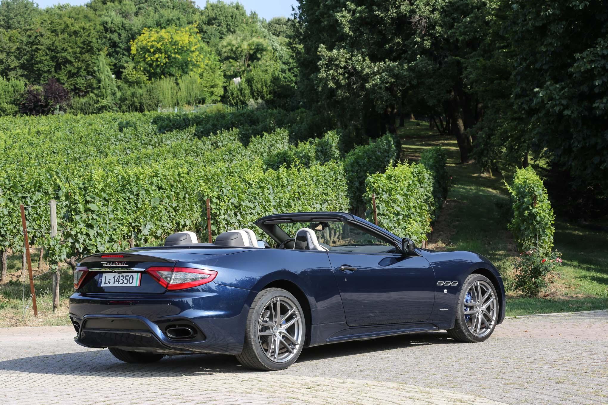 Maserati GranTurismo 2007 - now Cabriolet #3