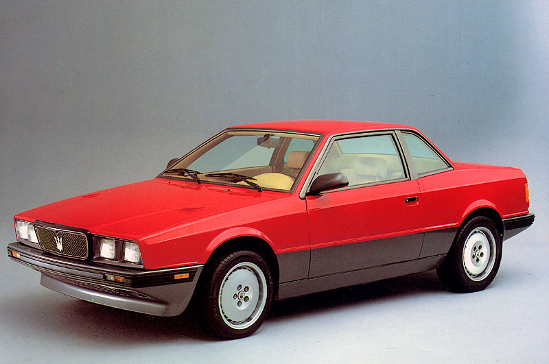 Maserati Karif 1988 - 2000 Coupe :: OUTSTANDING CARS