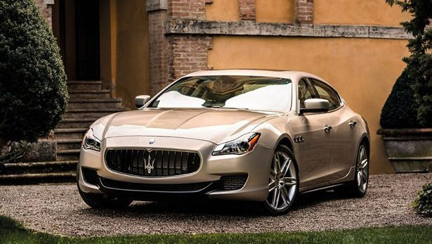Maserati Quattroporte VI Restyling 2016 - now Sedan #4