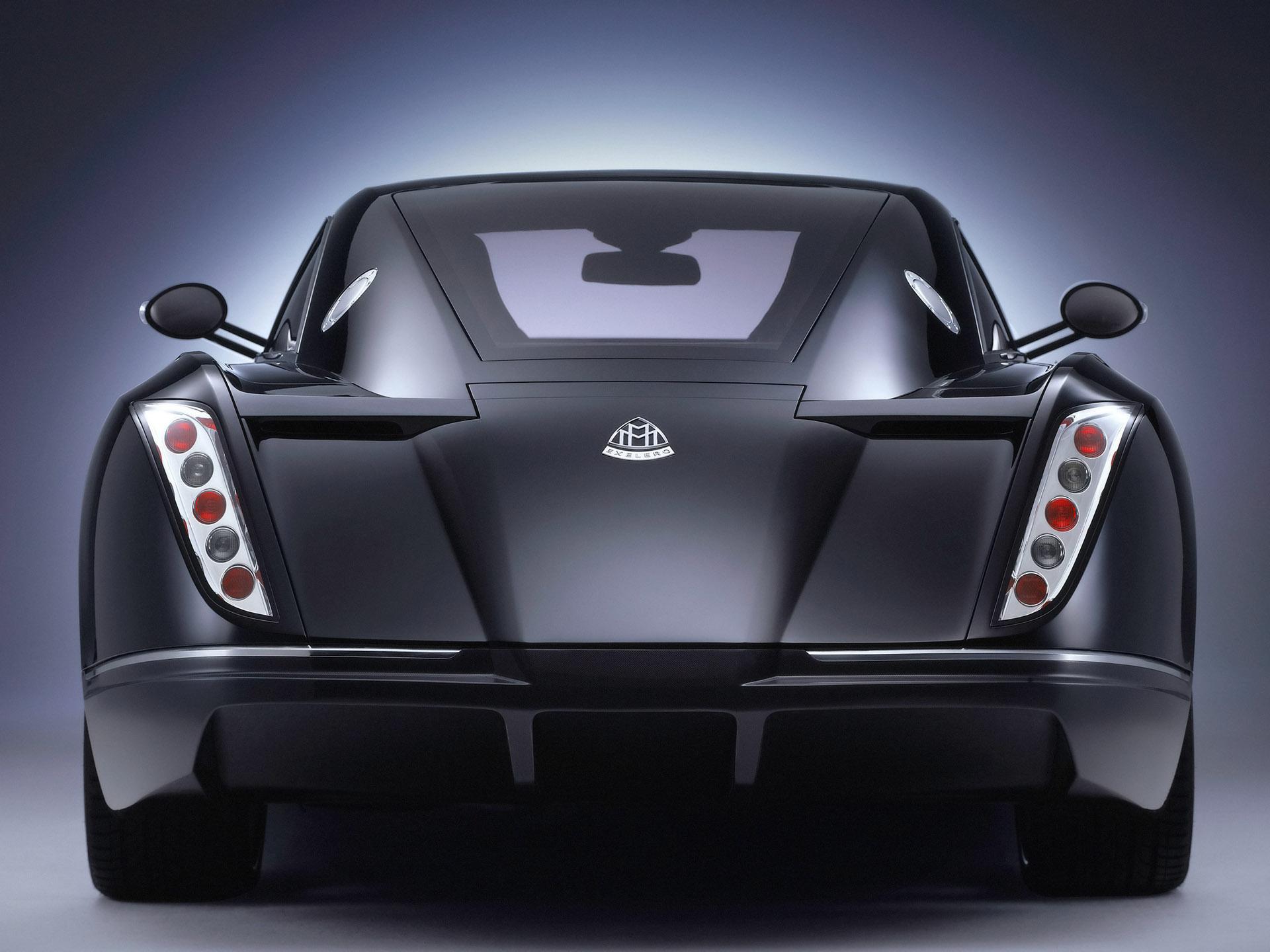 Maybach Exelero 2005 - 2005 Coupe #6