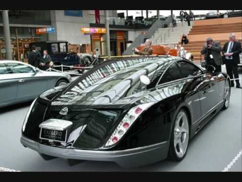 Maybach Exelero 2005 - 2005 Coupe #8