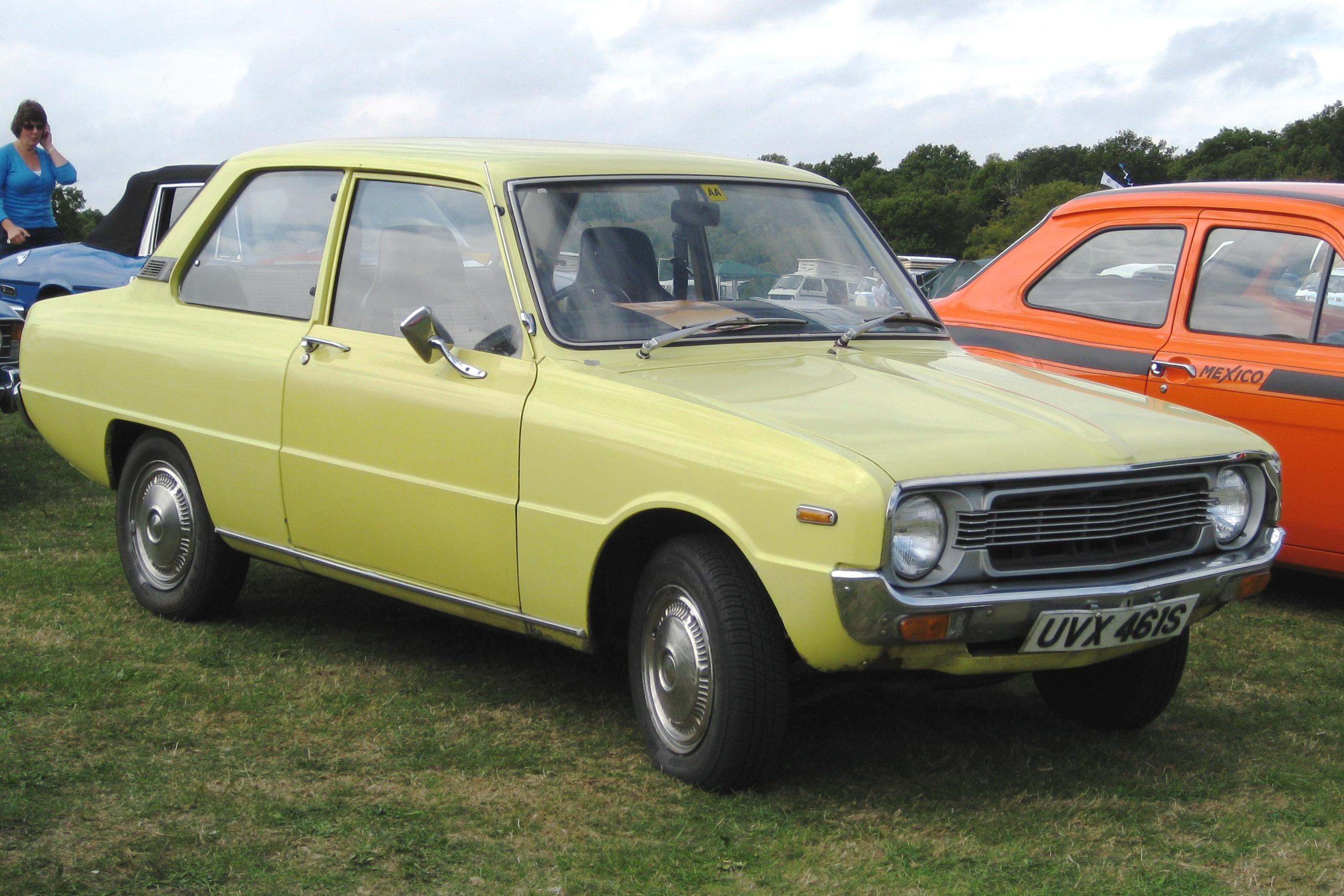 Mazda 1000 1967 - 1977 Sedan #6