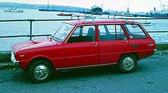 Mazda 1000 1967 - 1977 Sedan #8