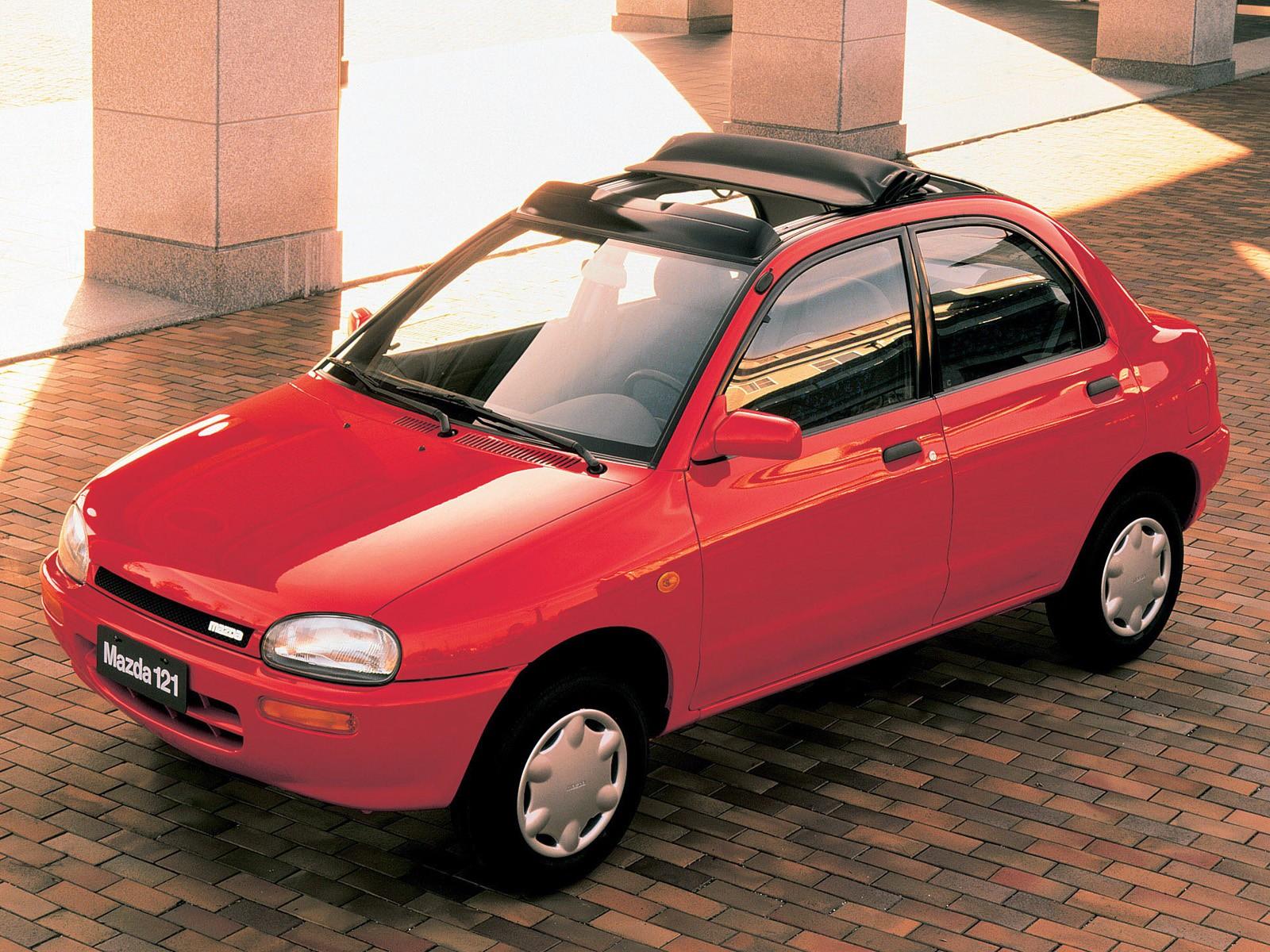 Mazda Revue 1990 - 1998 Sedan #3
