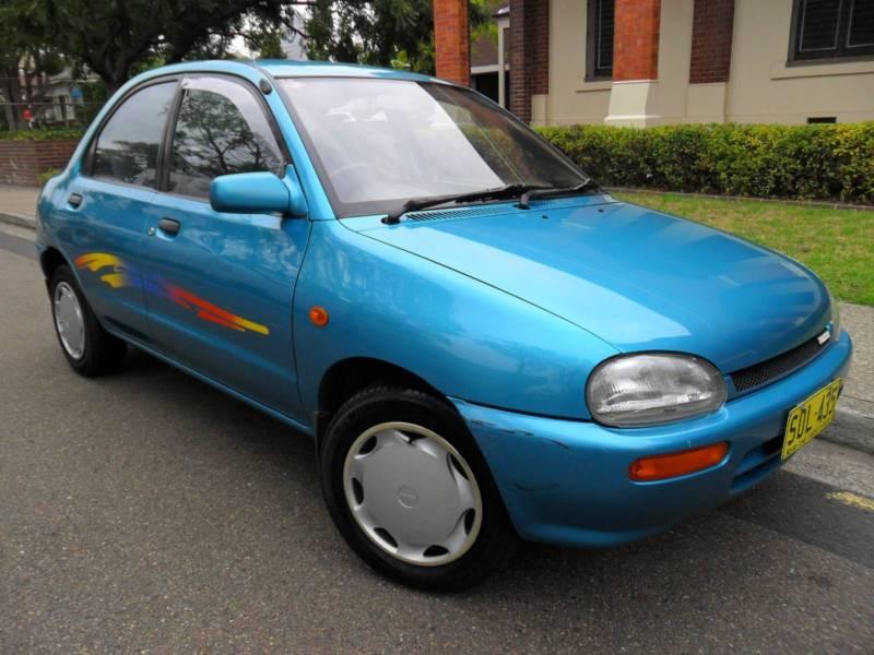 Mazda 121 III 1996 - 2003 Hatchback 5 door #6
