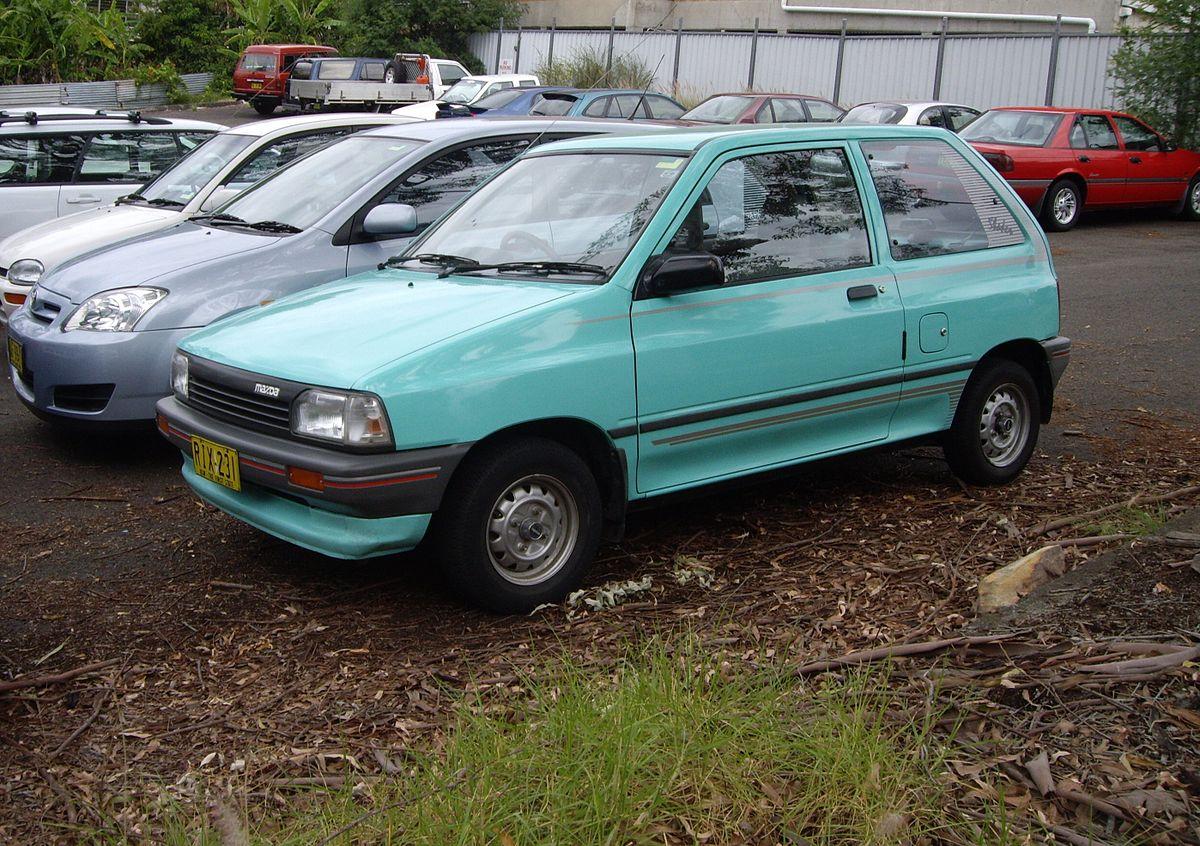 Mazda 121 III 1996 - 2003 Hatchback 5 door #7