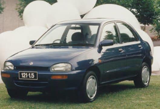 Mazda 121 III 1996 - 2003 Hatchback 5 door #8