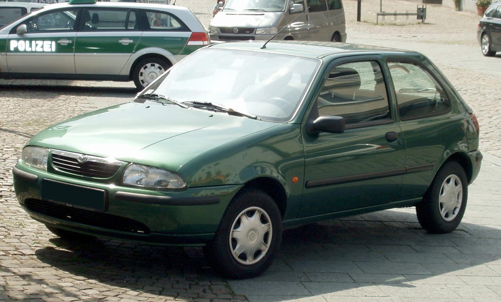 Mazda 121 III 1996 - 2003 Hatchback 5 door #2