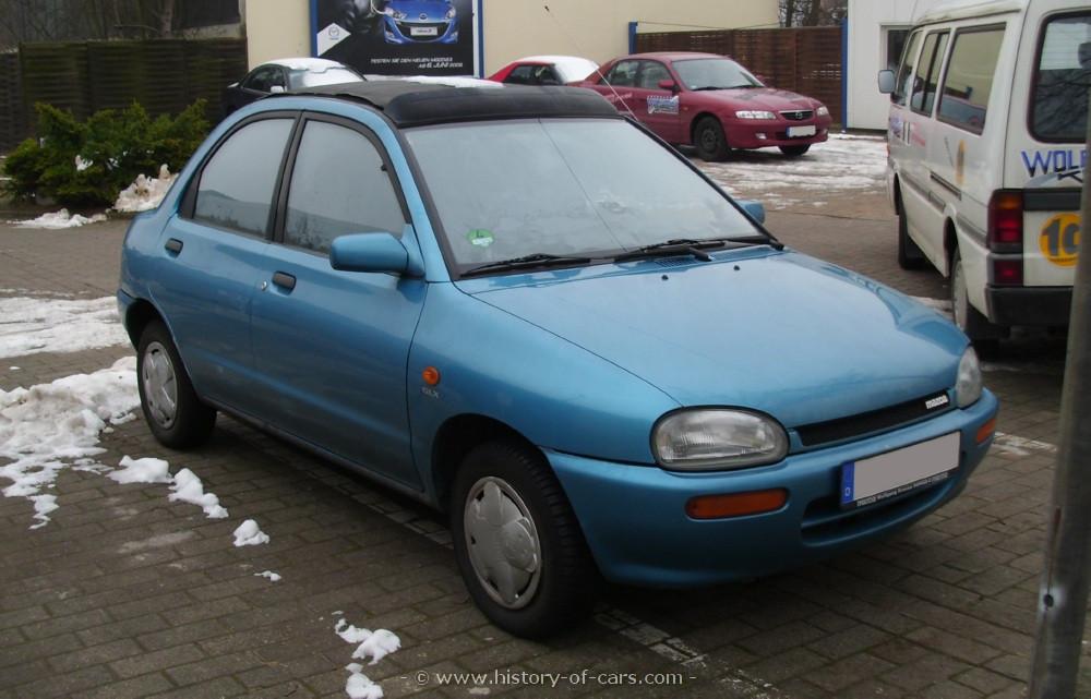 Mazda 121 III 1996 - 2003 Hatchback 5 door #5