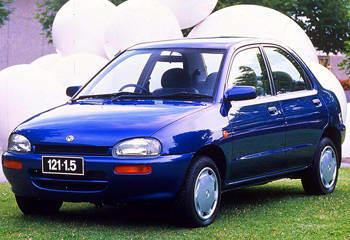 Mazda 121 III 1996 - 2003 Hatchback 5 door #3