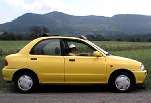 Mazda 121 III 1996 - 2003 Hatchback 5 door #4