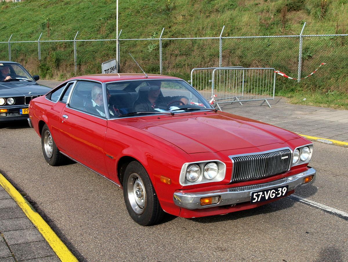 Mazda 1300 1975 - 1977 Sedan #7
