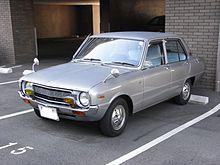 Mazda 1300 1975 - 1977 Sedan #8