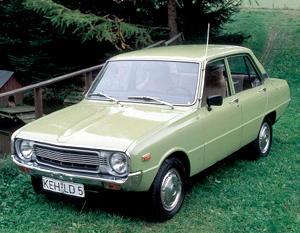 Mazda 1300 1975 - 1977 Sedan #5