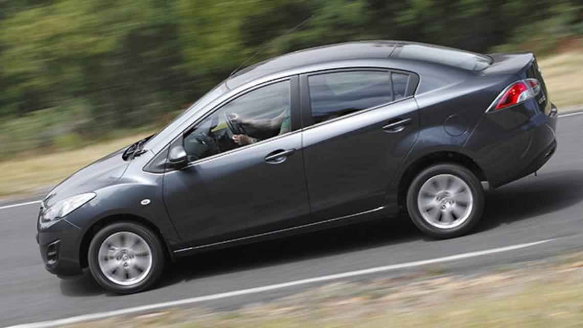 Mazda 2 II Restyling (DE2) 2010 - 2014 Sedan #8