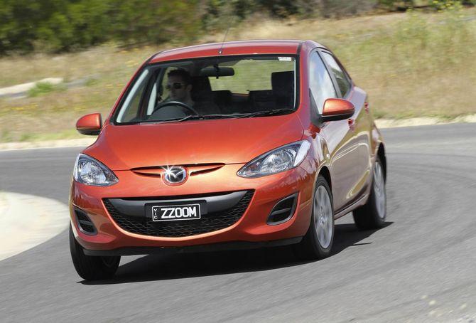 Mazda 2 II Restyling (DE2) 2010 - 2014 Sedan #2