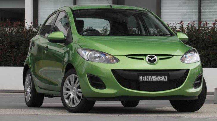 Mazda 2 II Restyling (DE2) 2010 - 2014 Sedan #4