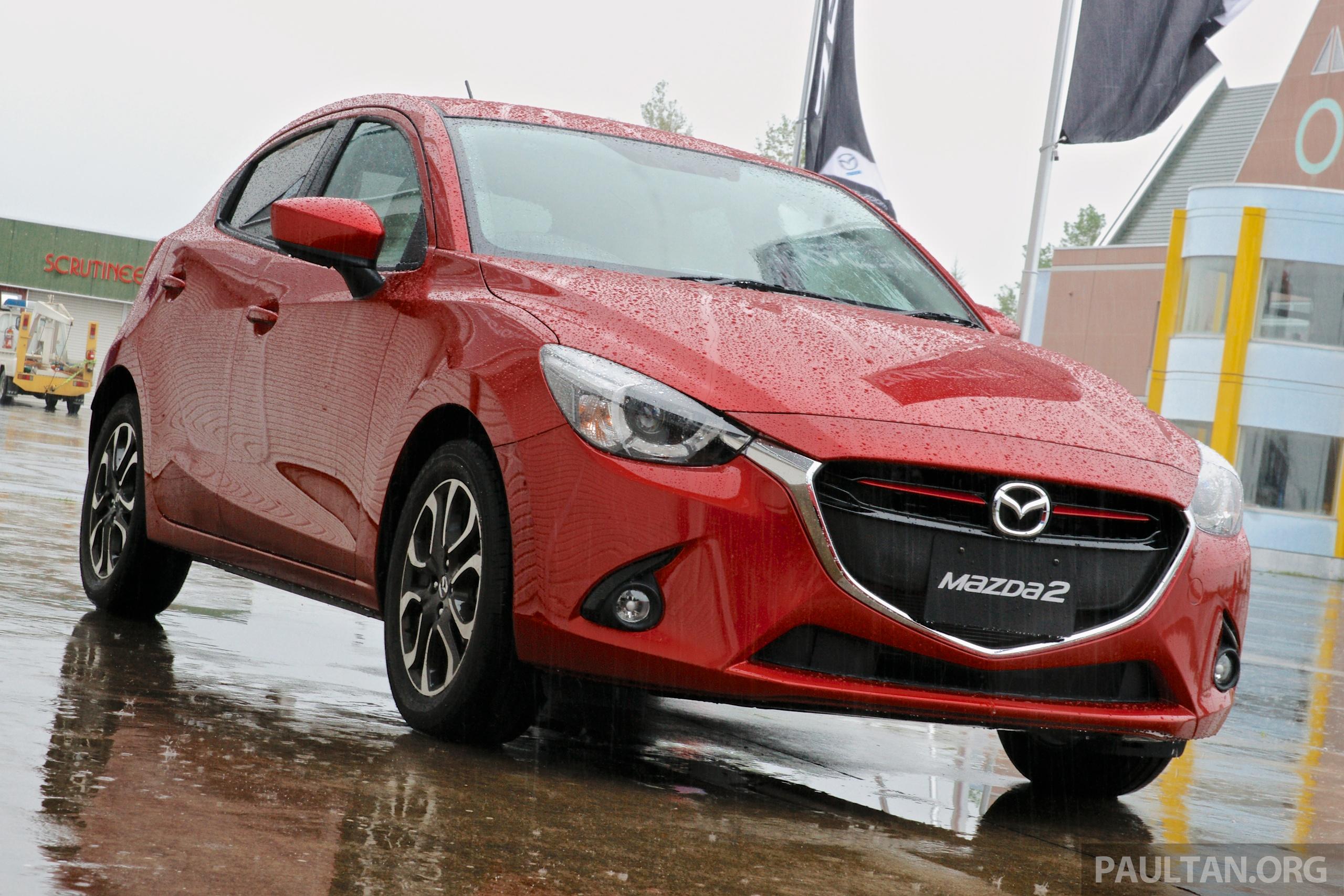 Mazda Demio IV (DJ) 2014 - now Hatchback 5 door #4