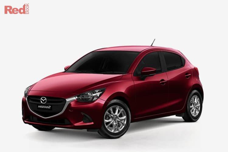 Mazda 2 III (DJ) 2014 - now Hatchback 5 door #6