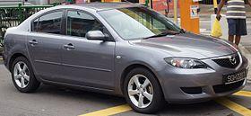Mazda 3 I (BK) 2003 - 2006 Hatchback 5 door #8