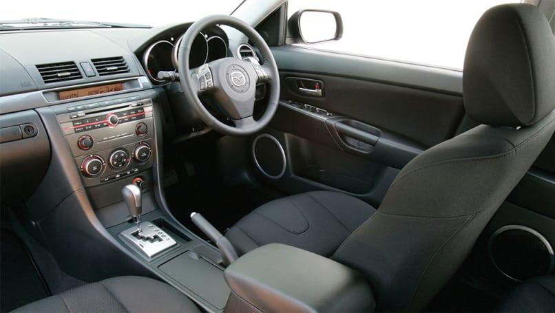 Mazda 3 I (BK) 2003 - 2006 Hatchback 5 door #6