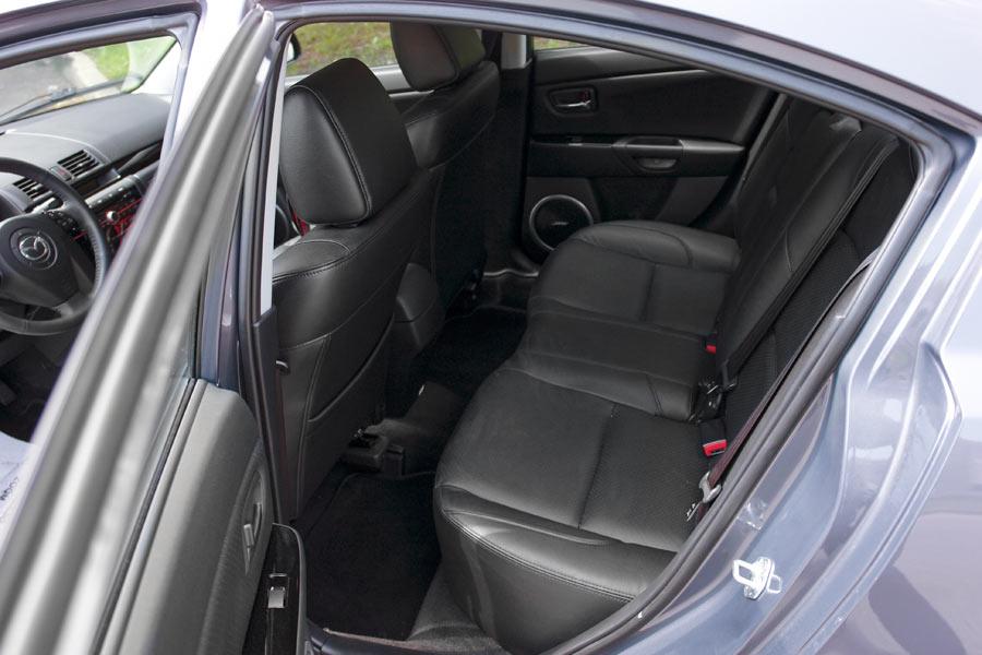 Mazda 3 I (BK) 2003 - 2006 Hatchback 5 door #2