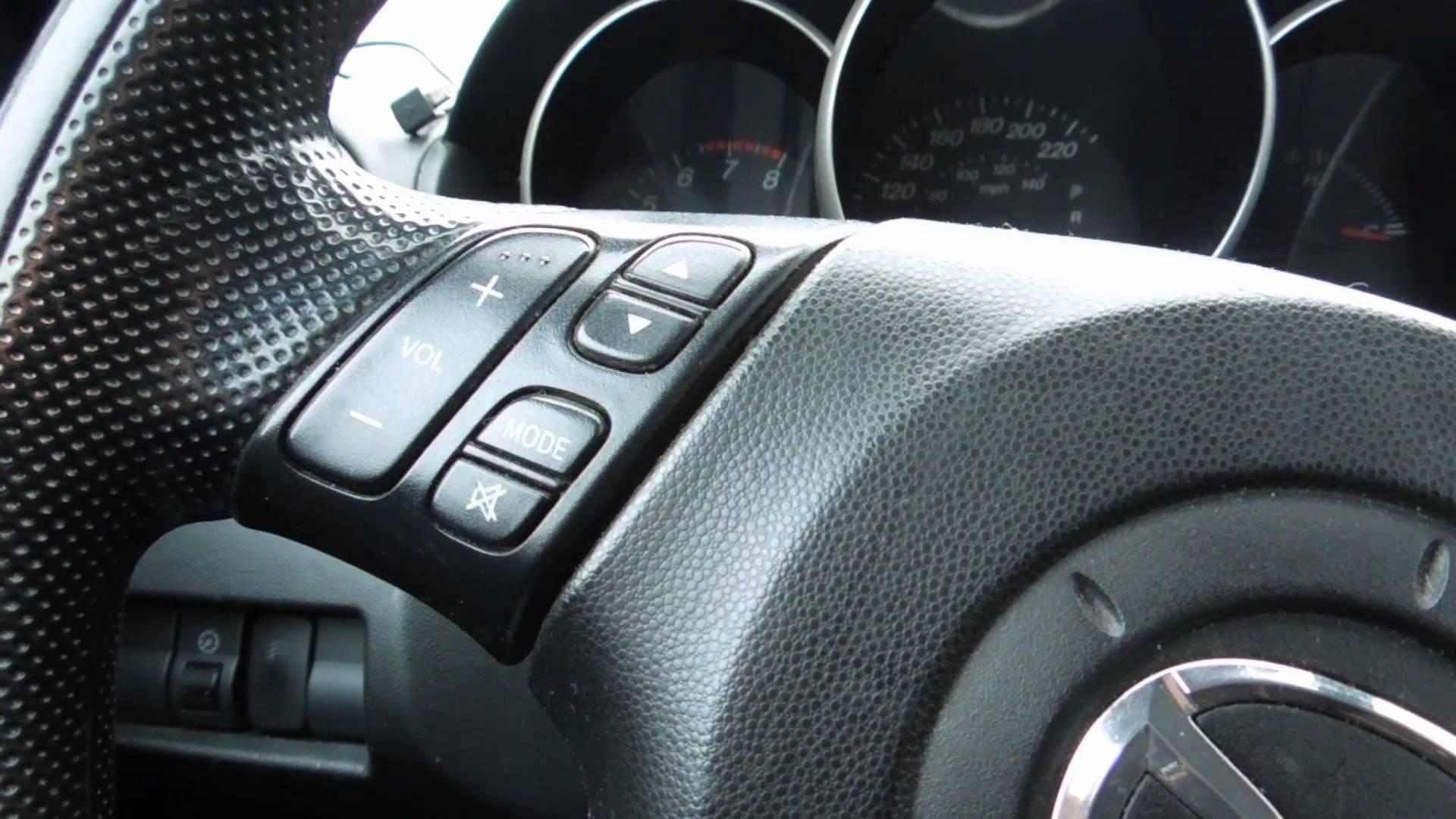 Mazda 3 I (BK) 2003 - 2006 Hatchback 5 door #1