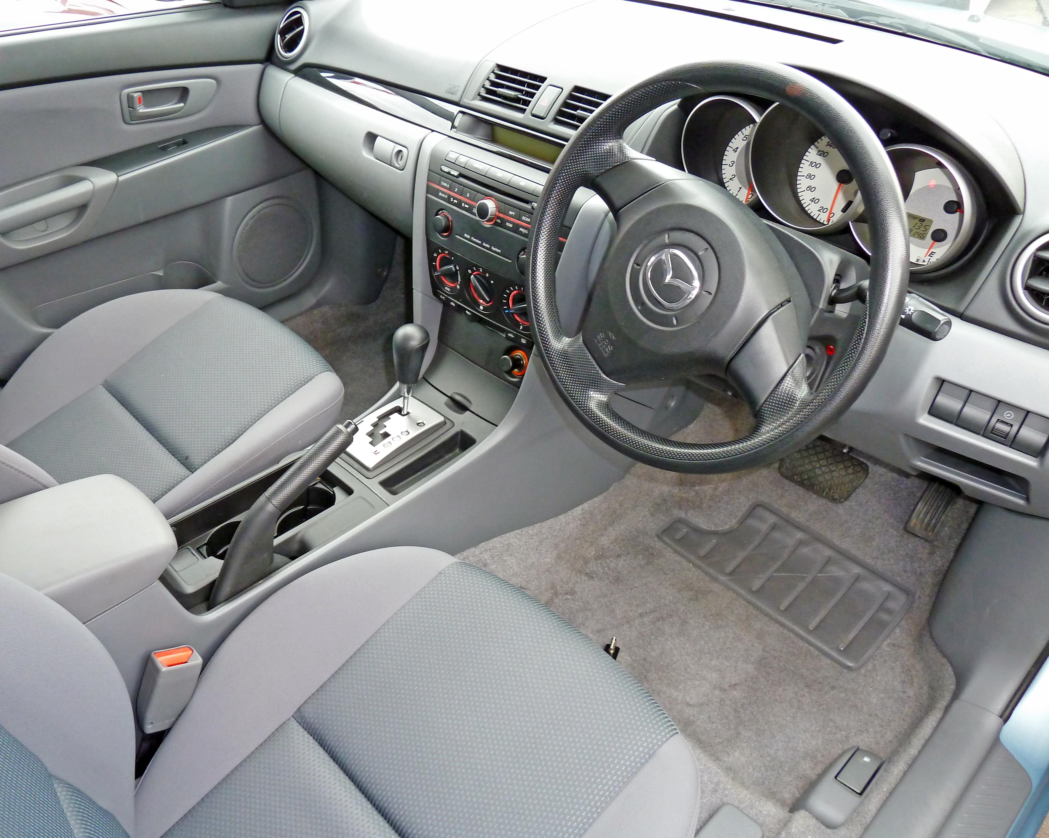 Mazda 3 I (BK) 2003 - 2006 Hatchback 5 door #3