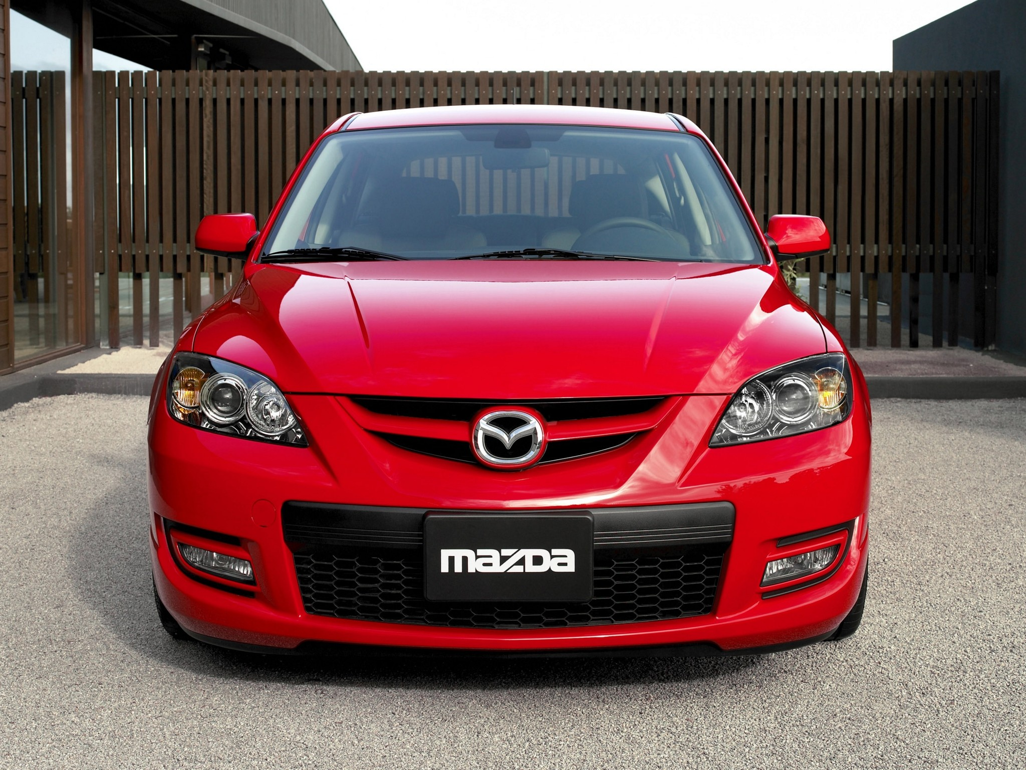 Mazda 3 MPS I 2006 - 2008 Hatchback 5 door #7