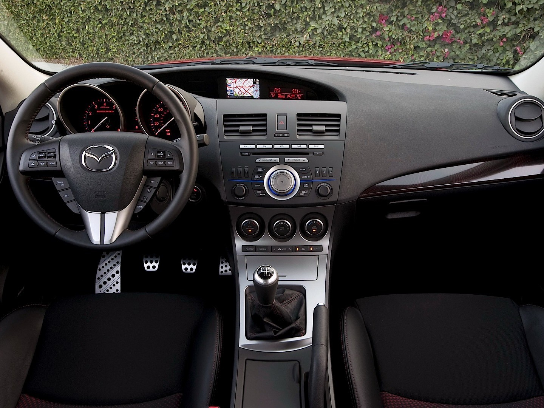 Mazda 3 MPS II Restyling 2011 - 2013 Hatchback 5 door #2