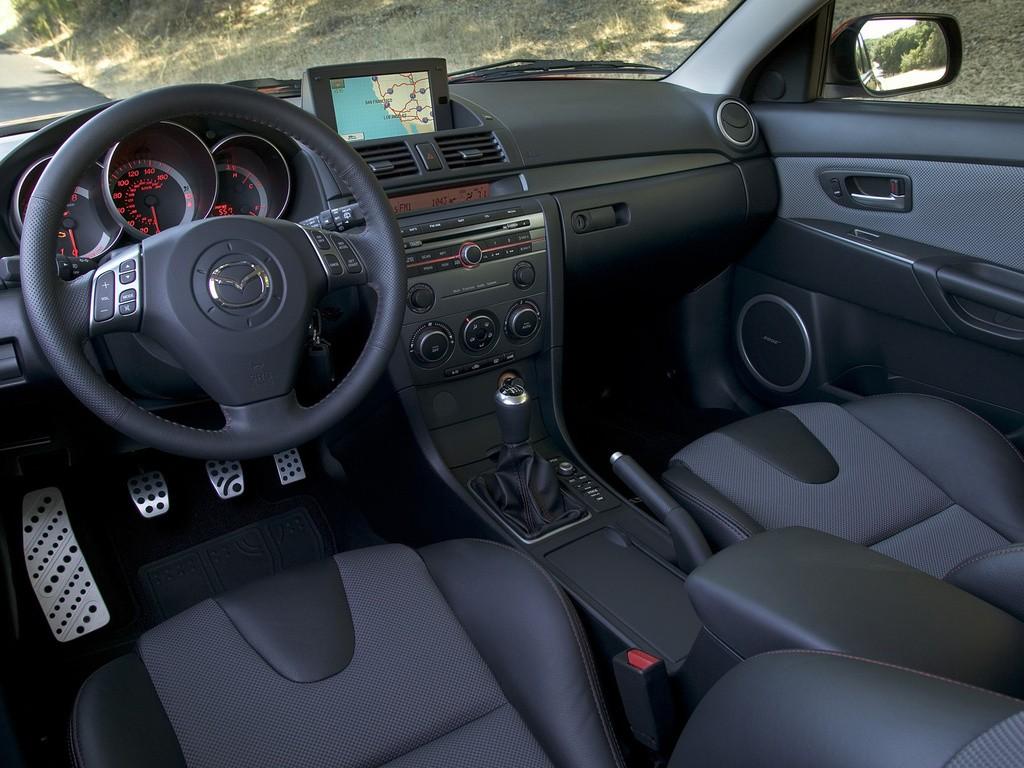 Mazda 3 MPS I 2006 - 2008 Hatchback 5 door #8