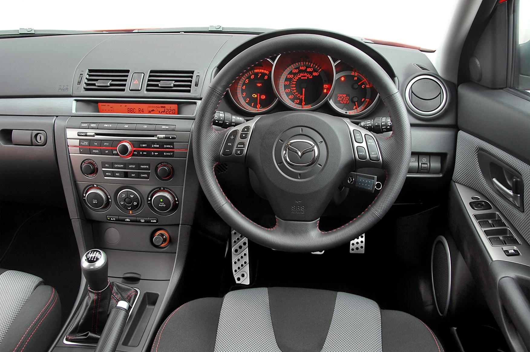 Mazda 3 MPS I 2006 - 2008 Hatchback 5 door #2
