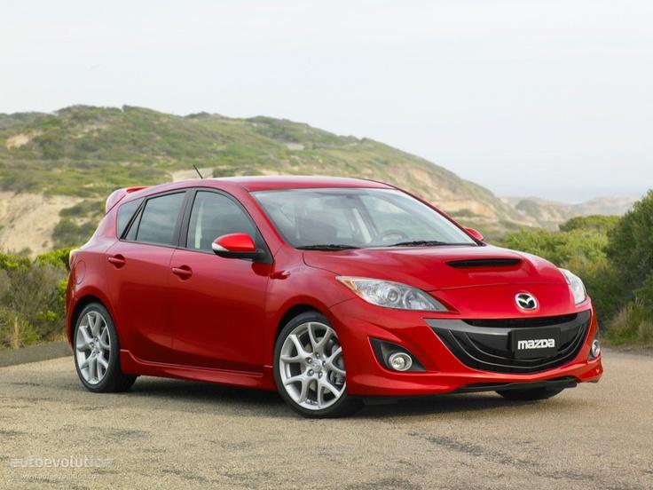 Mazda 3 MPS II Restyling 2011 - 2013 Hatchback 5 door #3