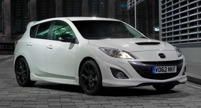 Mazda 3 MPS II Restyling 2011 - 2013 Hatchback 5 door #5