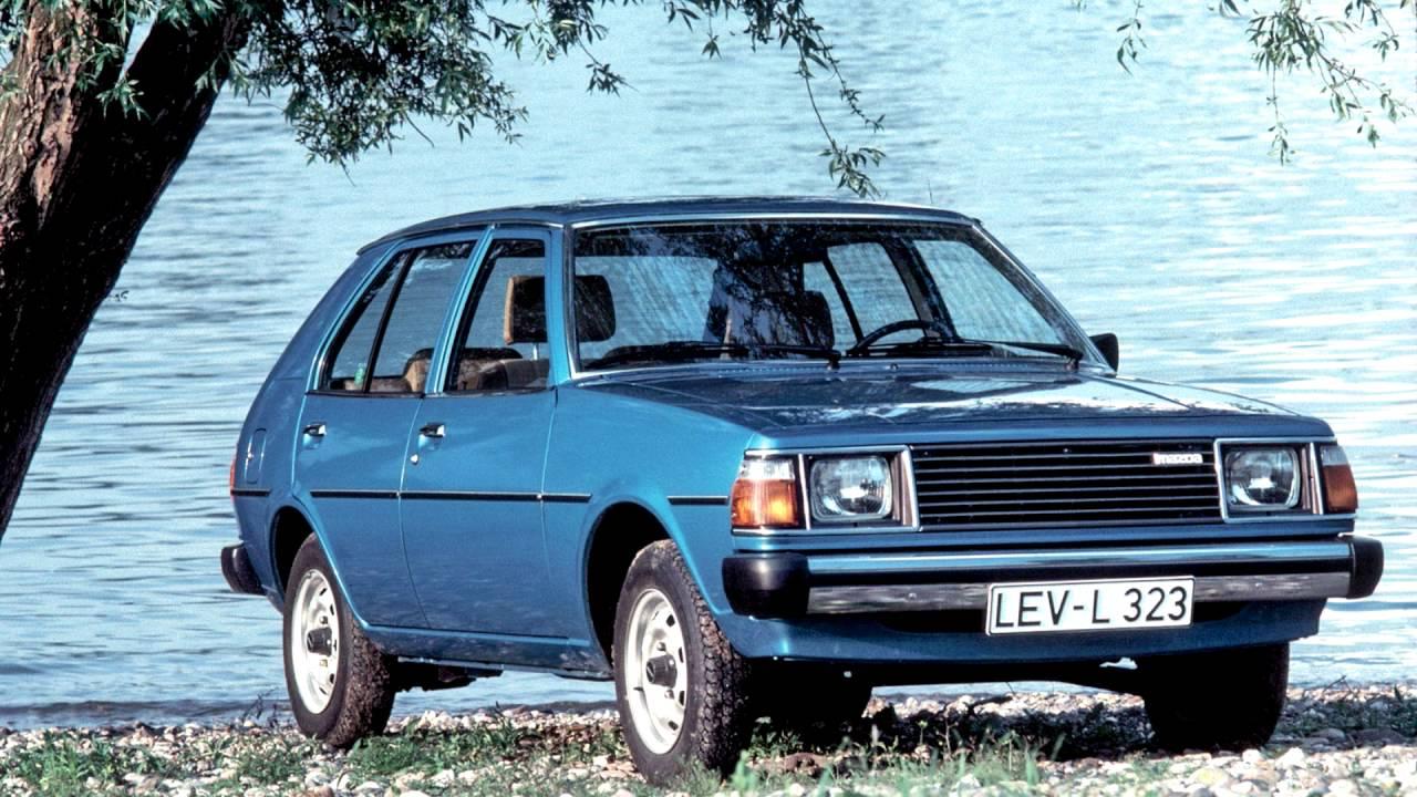 Mazda 323 I (FA) 1977 - 1980 Hatchback 5 door #5