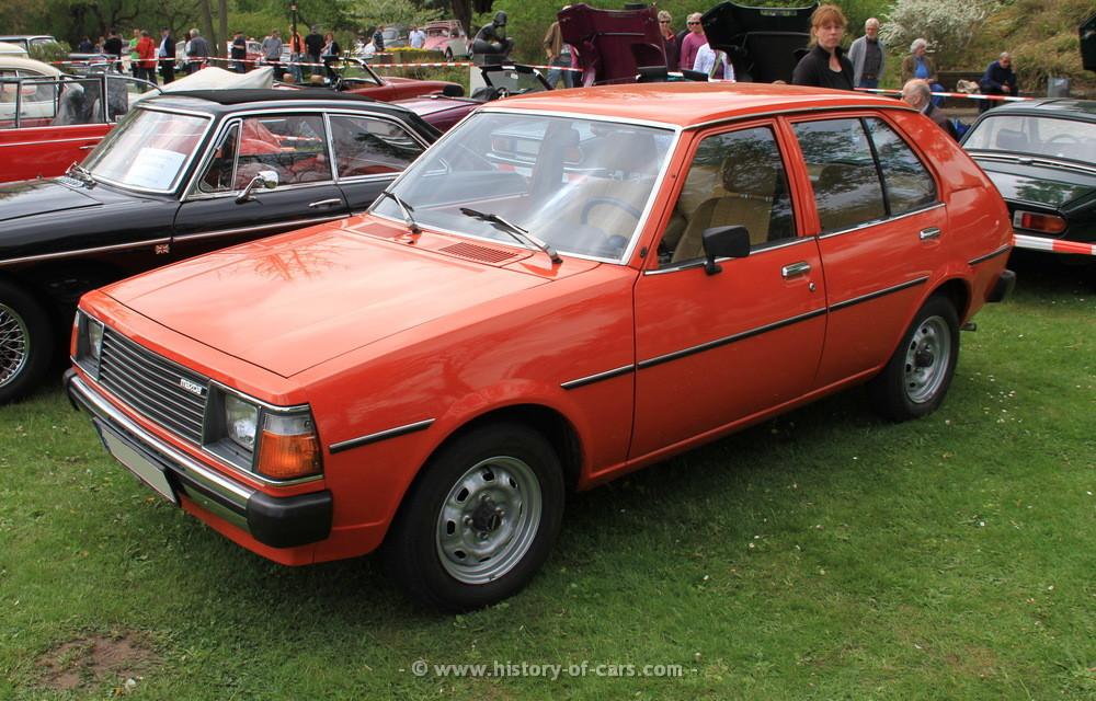 Mazda 323 I (FA) 1977 - 1980 Hatchback 5 door #1